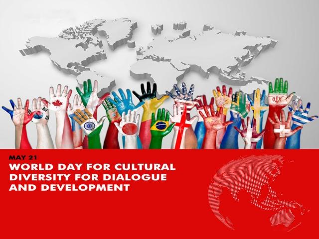 21 می ، روز جهانی تنوع فرهنگی ، گفتگو و توسعه
