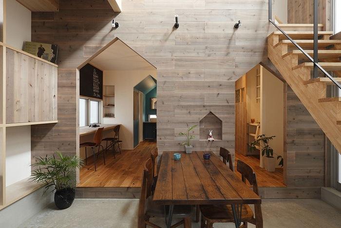دکوراسیون چوبی ، آرامش به سبک طبیعت