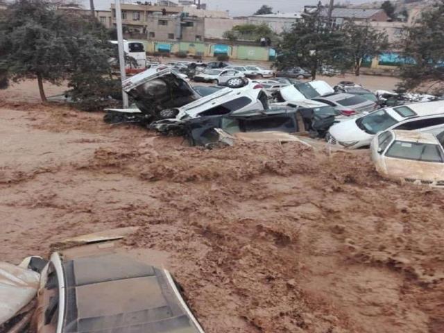 11 دستگاه مقصر سیل اخیر شیراز