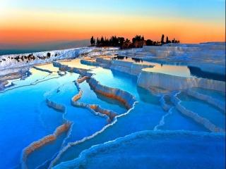 دنیزلی ؛ شهر آب های گرم ترکیه