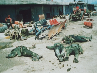 حمله شیمیایی به ایران از جنایات وحشیانه صدام بود