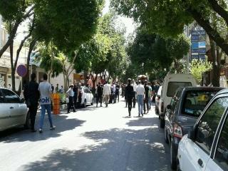 متهم خیابان نیکبخت اصفهان هنگام فرار از مرزهای جنوبی دستگیر شد