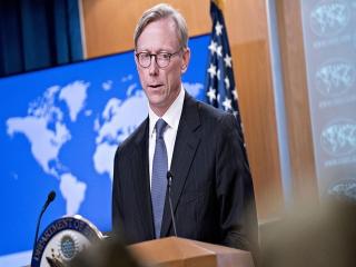 برایان هوک مدعی شد با فشار به ایران به دنبال یک توافق هستند