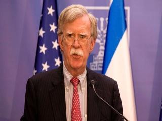 هشدار بولتون به ایران : از حد تعیین شده غنیسازی عبور نکنید