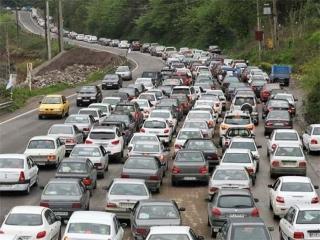 عبور 10میلیون خودرو در جادههای مازندران
