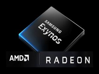 همکاری سامسونگ و AMD برای به کارگیری گرافیک های قدرتمند در موبایل