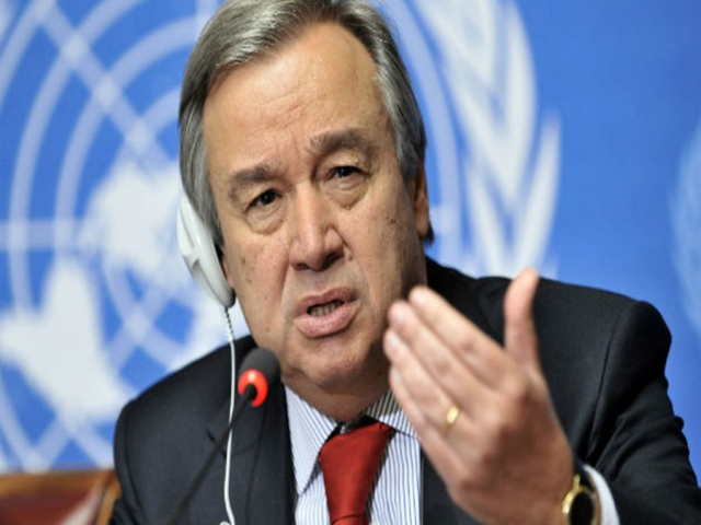 سازمان ملل از حوادث خلیج فارس ابراز نگرانی کرد