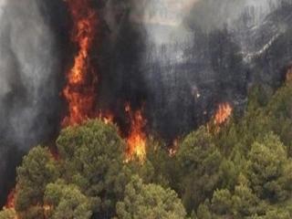 آتش سوزی در بهبهان مهار شد