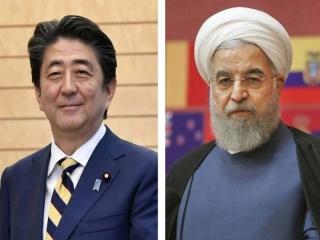 ژاپن تایمز مدعی شده است که هدف از سفر آبه شینزو به تهران میانجیگری نیست