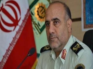 برقراری ارتباط پیامکی مردم و پلیس تهران
