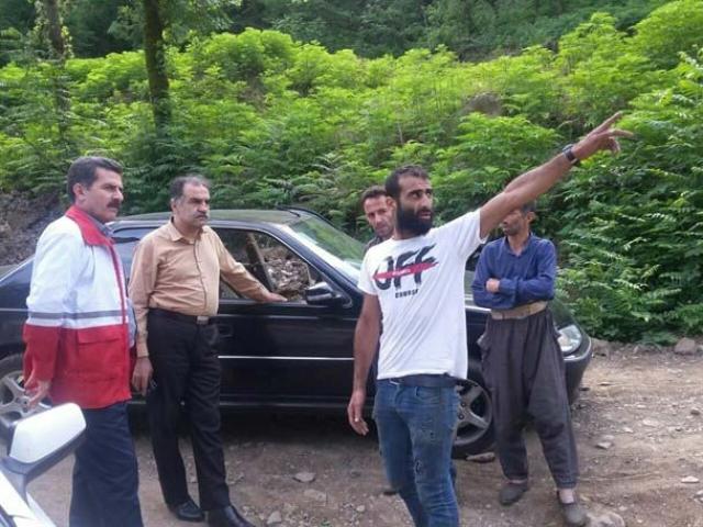 2 جوان صومعه سرایی گم شده در منطقه جنگلی چسلی ماسال پیدا شدند