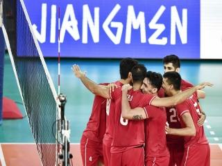 لیگ ملت های والیبال : ایران 3 - 0 آلمان ؛ نازی ، ناز کن !
