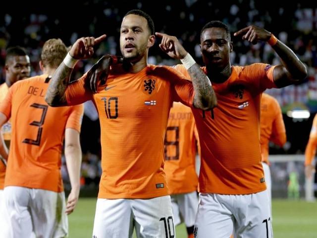 لیگ ملت های اروپا ؛ هلند 3 - 1 انگلیس ؛ هلند حریف پرتغال در فینال !