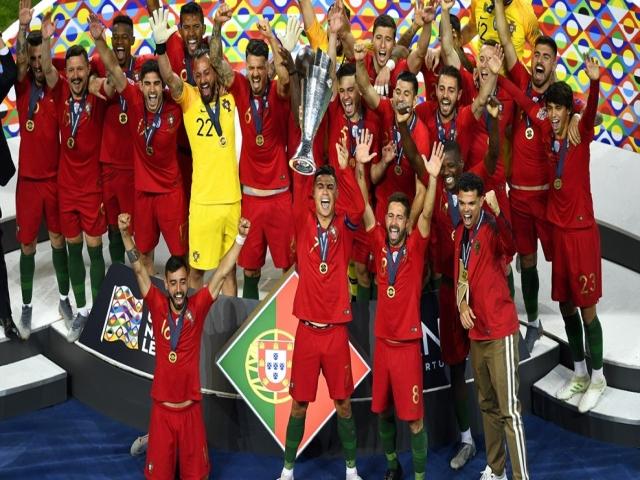 قهرمانی پرتغال در رقابت های لیگ ملت ها اروپا