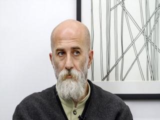بیوگرافی رضا عابدینی ، طراح و گرافیست ایرانی