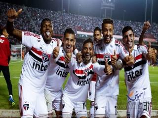 آشنایی با لوگوی تیمهای فوتبالی ؛ سائوپائولو ، قرمز ، سفید ، سیاه