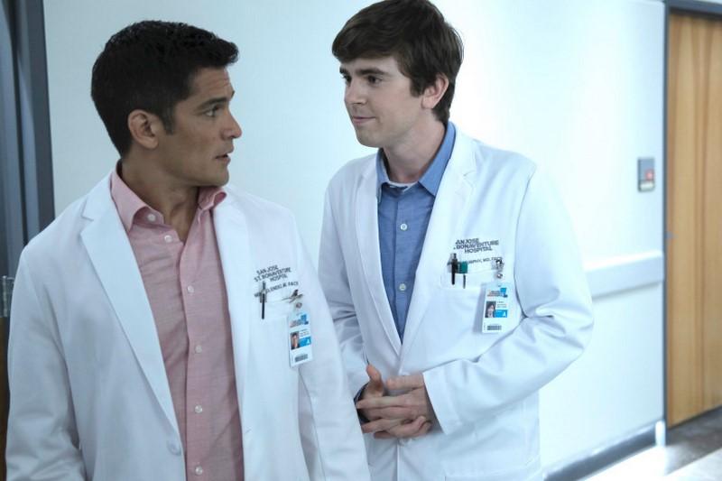 سریال آمریکایی دکتر خوب