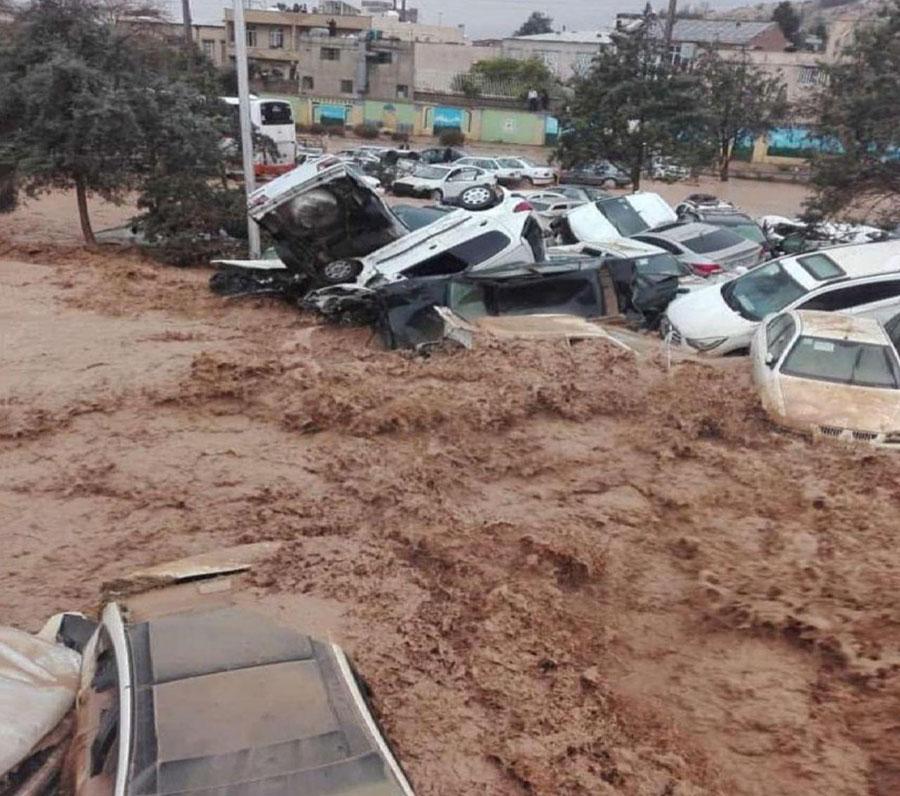11 دستگاه مقصر سیل اخیر شیراز - 11 organs blamed for Shiraz flood