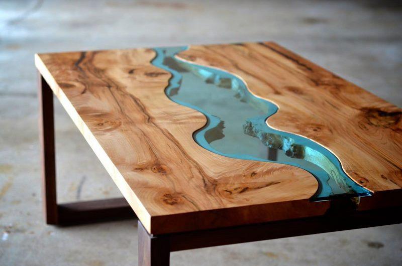 آشنایی با سازه های فوق العاده از ترکیب چوب و رزین (وودگلس و دایموند گلس)