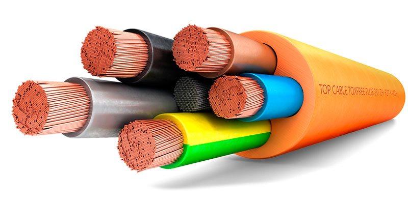 کابل های مقاوم در برابر حریق چگونه اند؟