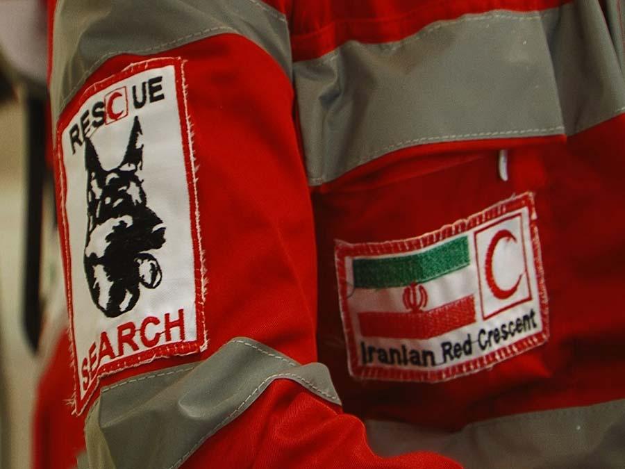 نیروهای هلال احمر البرز  در آماده باش کامل برای تعطیلات عید سعید فطر - Alborz Red Crescent For Eid al-Fitr holiday in full alert