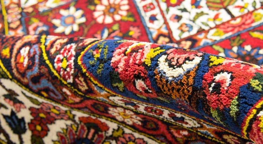 چین خریدار فرش ایرانی شد - China became an Iranian carpet purchaser