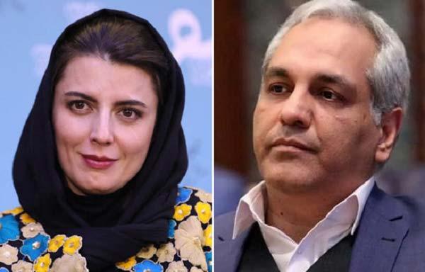 علت غیبت مهران مدیری و لیلا حاتمی در اکران فیلم ما همه باهم هستیم - absence of Mehran Modri and Leila Hatami in We Are All Together