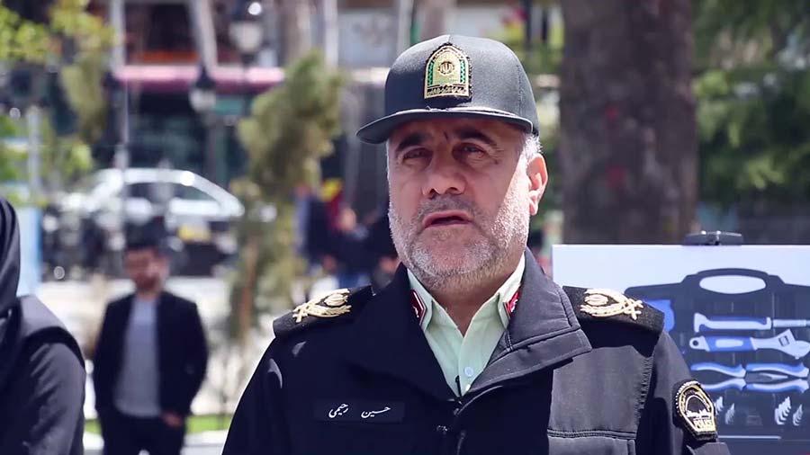 پلیس آمادگی خود را برای اجرای طرح جدید ترافیک تهران اعلام کرد - The police announced their readiness to implement a new traffic plan for Tehran