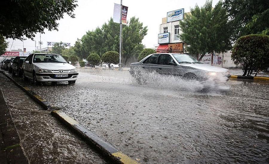 احتمال وقوع سیلاب در 4 استان کشور - probability of occurrence of flood in 4 provinces