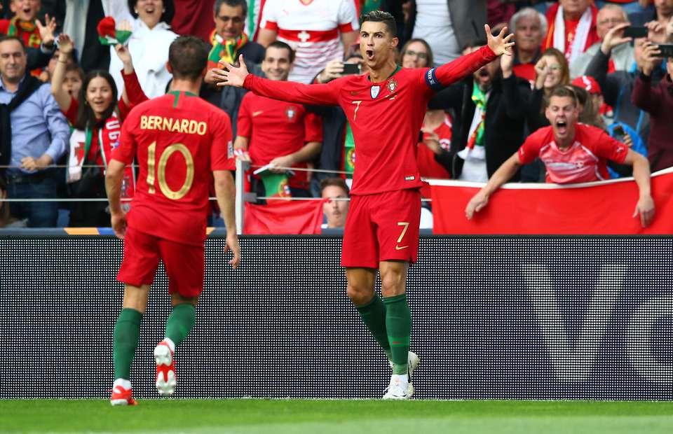 کریستیانو رونالدو - Cristiano Ronaldo