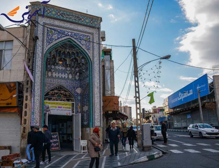 مسجد صادقیه