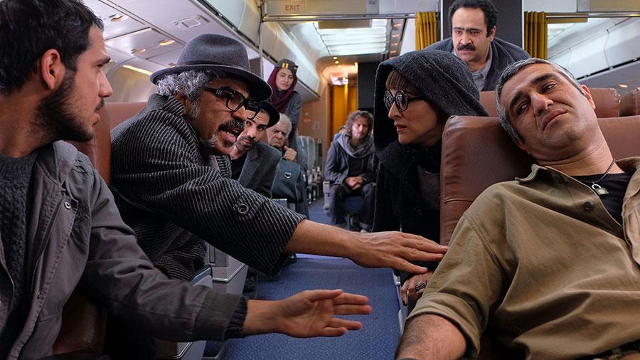 توقیف اکران فیلم «ماهمه باهم هستیم» در کرمان - screening of We Are All Together in Kerman was stopped
