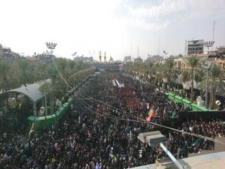 پیش بینی می شود 3 میلیون ایرانی امسال به اربعین بروند