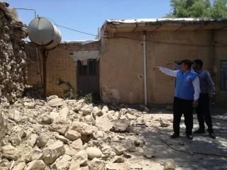 مصدومان زلزله مسجد سلیمان به 104 نفر رسید