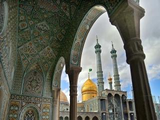 علت مسافرت حضرت معصومه به ایران