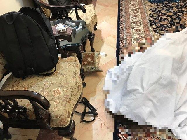 قصه تکراری قتل خانوادگی ؛ این بار در مرزداران تهران