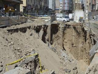 پاسخ انجمن متخصصین مرمت آذربایجان شرقی درباره کشف آثار تاریخی در یک پروژه شهری تبریز
