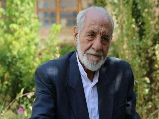 بیوگرافی سید مصطفی سعیدی، قدیمی ترین نقال ایران