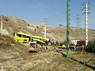 محاکمه متهمان حادثه واژگونی اتوبوس دانشگاه آزاد در 8 مرداد