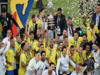 فینال کوپا آمه ریکا ؛ برزیل 3-1 پرو ، قهرمانی و همه جوایز به برزیل رسید
