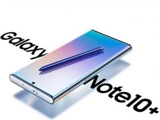 عکس رسمی Galaxy Note 10 لو رفت