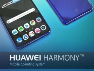 سیستم عامل جدید هوآوی به نام هارمونی ثبت تجاری شد