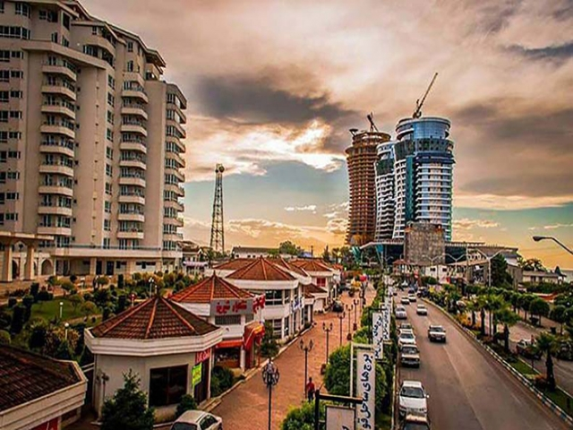 معرفی شهر توریستی متل قو (سلمانشهر) + عکس