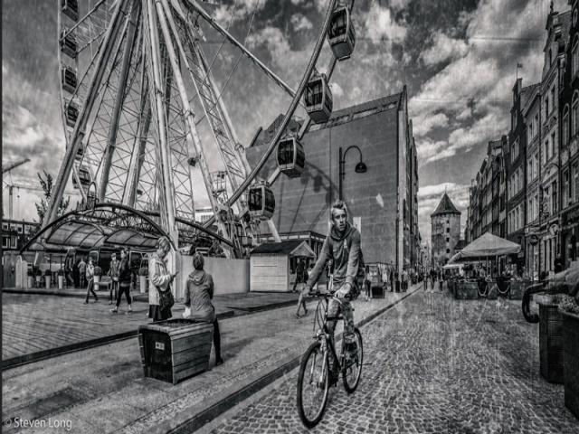 عکاسی خیابانی ؛ ثبت گذر زندگی روزمره انسان و جامعه