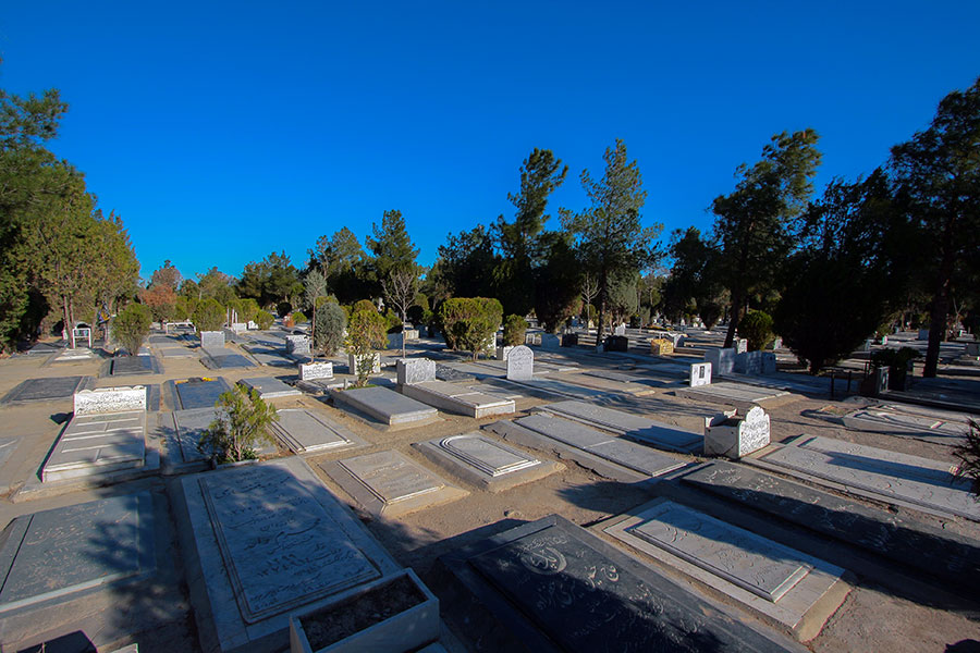 بهشت زهرا تا سه سال آینده برای اموات تهران جا دارد - Behesht-e Zahra will have place for Tehrani deaths for three years