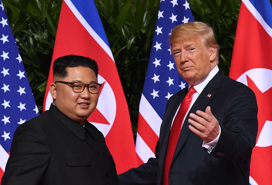 تصمیم دونالد ترامپ برای اعمال تحریمهای بیشتر علیه کره شمالی - Donald Trump's decision to impose further sanctions on North Korea