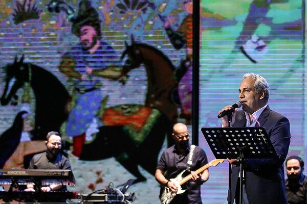 مهران مدیری دوباره کنسرت برگزار میکند - Mehran Modiri will held concert again