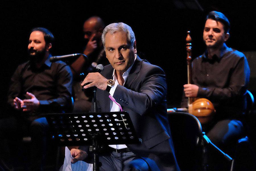 بلیط کنسرت مدیری فروخته نشد - Modiri Concert ticket was not sold