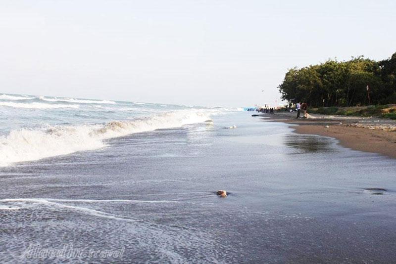 ساحل قروق