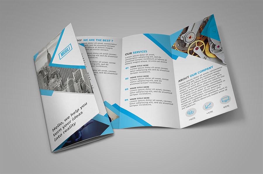 حذف بروشورهای کاغذی - Remove Paper Brochures